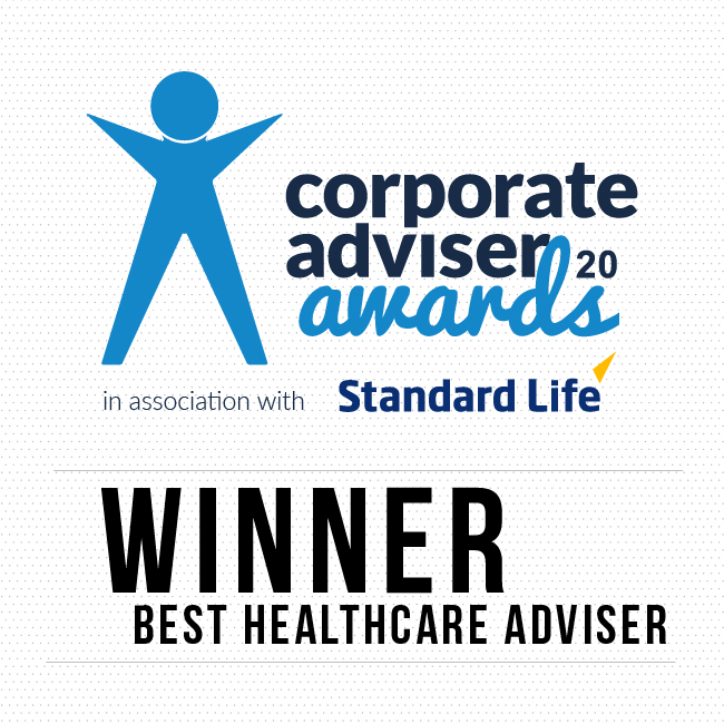 Winner award healthcare advisor