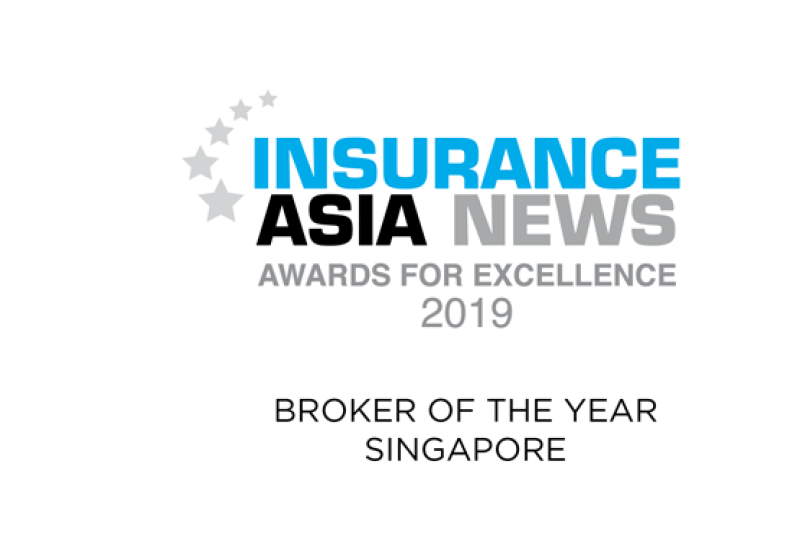 Insurance Asia News Broker of the Year Singapore