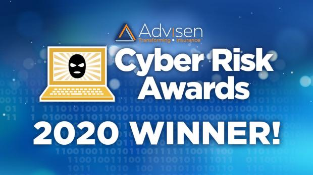 Advisen Cyber Risk Awards 2020 Winner - Howden